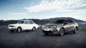 Maailmanhistorian 50. miljoonas Toyota Corolla on nyt valmistunut, ja se saattaa olla juuri sinun autosi