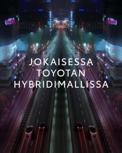 Toyota Hybrid video