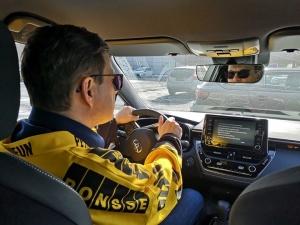 Tee kuten Juha Jylhäsalmi, tule testaamaan uusi Corolla Hybrid. Näyttely tänään klo 15 saakka!