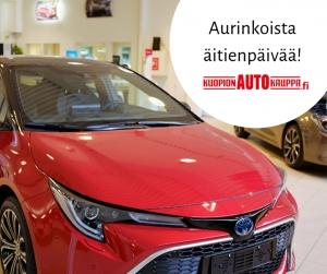 Kuopion Autokauppa toivottaa kaikille äideille aurinkoista äitienpäivää! 🌞